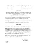Quyết định số  914/QĐ-BKHCN
