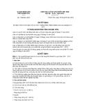 Quyết định số 1148/QĐ-UBND