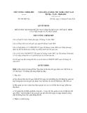 Quyết định số 644/QĐ-TTg