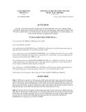 Quyết định số  1039/QĐ-UBND