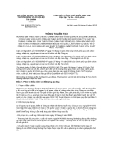 Thông tư liên tịch số 05/2012/TTLT-BCABLĐTBXH-BTC