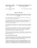 Thông tư liên tịch 13/2012/TTLT-BLĐTBXHBYT