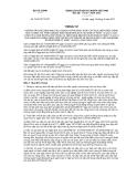 Thông tư số 74/2012/TT-BTC