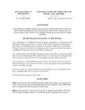 Quyết định số 784/QĐ-BTNMT