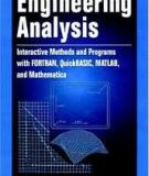 Engineering Analysis Interactive Methods and Programs with FORTRAN, QuickBASIC, MATLAB, and Mathematica