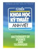 Từ điển khoa học kỹ thuật Anh - Việt