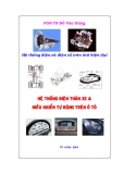 Hệ thống điện và điện tử trên ô tô hiện đại - Hệ thống điện thân xe