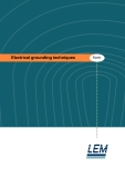 Electrical grounding techniques  from LEM