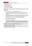 Chương 19: Tuyển dụng
