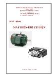 Giáo trình Máy điện - Khí cụ điện - ĐH sư phạm kỹ thuật Tp.HCM