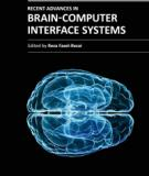 RECENT ADVANCES IN BRAIN COMPUTER INTERFACE SYSTEMS