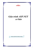 Giáo trình về ASP.NET cơ bản