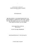 Luận văn:  PHƯƠNG HƯỚNG VÀ GIẢI PHÁP NHẰM NÂNG CAO TRÁCH NHIỆM CỦA KIỂM TOÁN VIÊN ĐỘC LẬP ĐỐI VỚI VIỆC PHÁT HIỆN GIAN LẬN VÀ SAI SÓT TRONG CUỘC KIỂM TOÁN BÁO CÁO TÀI CHÍNH