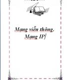 Mạngviễnthông, Mạng IP