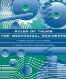 RULES OF THUMB FOR MECHANICAL ENGINEERS
