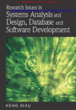Research Issues in Systems Analysis and Design, Databases and Software Development