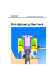 Bolt-tightening Handbook