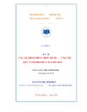 Luận văn: Các giải pháp phát triển thị trường thẻ quốc tế Eximbank từ nay đến năm 2015