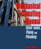 Mechanical Estimating Manual Sheet Metal, Piping & Plumbing Wendes Systems