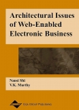 Architertural Issues of Web-Enabled Electronic Business