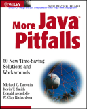 More Java  Pitfalls 50 New Time-Saving Solutions and Workarounds - EJB Desig
