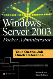 Windows Server 2003  - Pocket Administrator