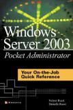 Windows Server 2003  - Pocket Administrator