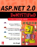ASPeNET 2.0 DEMYSTIFIED