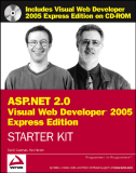 Wrox's ASP.NET 2.0 Visual Web Developer  2005 Express Edition Starter Kit
