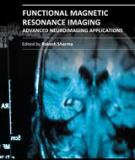 FUNCTIONAL MAGNETIC RESONANCE IMAGING – ADVANCED NEUROIMAGING APPLICATIONS