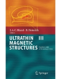 Ultrathin Magnetic Structures III Fundamentals of Nanomagnetis