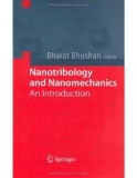 Nanotribology and Nanomechanics