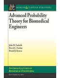 Advanced Probability Theory for Biomedical Engineers
