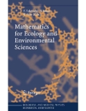 Mathematics for Ecology and Environmental Sciences