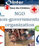 Thủ tục đăng ký của các tổ chức phi Chính phủ nước ngoài hoạt động trên địa bàn tỉnh Kiên Giang