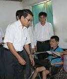 Giám định thương tật lần đầu do tai nạn lao động (được thay thế so với lần công bố trước theo quy định tại Khoản 1, Điều 5 Thông tư số 07/2010/TT-BYT ngày 05/4/2010 của Bộ Y tế)