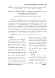Báo cáo khoa học:Khả năng ứng dụng vi khuẩn methylobacterium spp. trong việc gia tăng tỉ lệ nảy mầm của hạt giống cây trồng