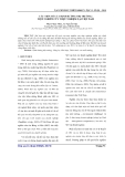 Báo cáo khoa học: ác tiền tố của định hướng thị trường: một nghiên cứu thực nghiệm tại Việt Nam