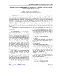Báo cáo khoa học:Tìm hiểu sự phát sinh phôi soma từ mô sẹo lá cây hà thủ ô đỏ