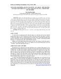 Báo cáo khoa học: Xây dựng hệ thống quản lý an toàn - sức khoẻ - môi trường cho khu liên hiệp xử lý chất thải rắn Tây Bắc, Thành Phố Hồ Chí Minh