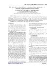 Báo cáo khoa học: Tác động của taxol trên sự phân chia tế bào trụ hạ diệp cây mầm đậu xanh (phaseolus aureus roxb.)
