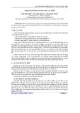 Báo cáo khoa học: Thiết kế đảm bảo độ tin cậy DFR