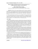 Báo cáo khoa học: Phản ứng điều chế Polyetylen glycol diacrylat và copolyme hóa với metyl metacrylat