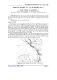 Báo cáo khoa học: Đánh giá biến đổi đáy ven bờ biển Rạch Giá