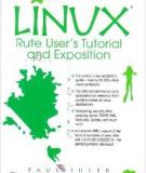 LINUX: Rute User's Tutorial and Exposition