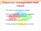 Module 5-Classroom Management