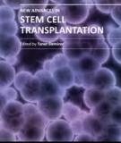NEW ADVANCES IN STEM CELL TRANSPLANTATION
