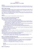 Chương 14 Trang bị điện trong công trình
