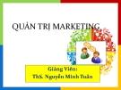 Quản trị Marketing: Phân tích cơ hội thị trường