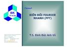 Tài Liệu: Biến Đổi Fourier